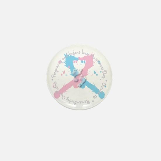Pregnancy and Infant Loss Awa Mini Button