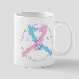 Pregnancy and Infant Loss Awa Mug