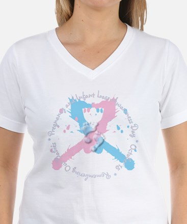 Pregnancy and Infant Loss Awa Shirt