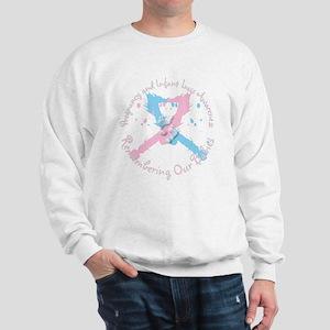 Pregnancy and Infant Loss Awa Sweatshirt