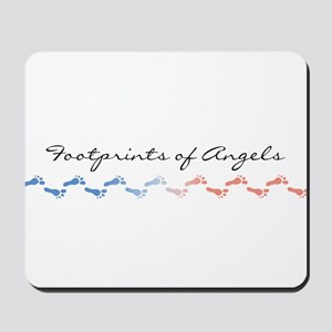 Footprints of Angels Mousepad