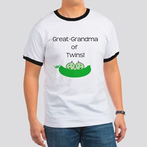 Great Grandma of twins Ringer T