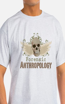 Forensic Anthropology Skull T-Shirt