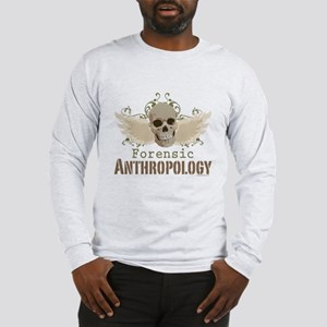 Forensic Anthropology Long Sleeve T-Shirt
