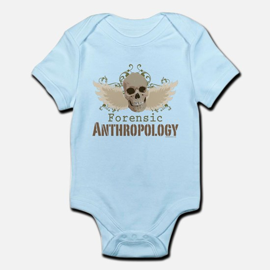 Forensic Anthropology Infant Bodysuit