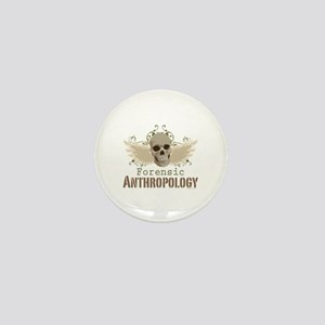 Forensic Anthropology Mini Button