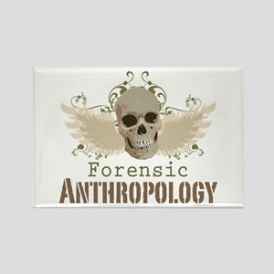 Forensic Anthropology Rectangle Magnet