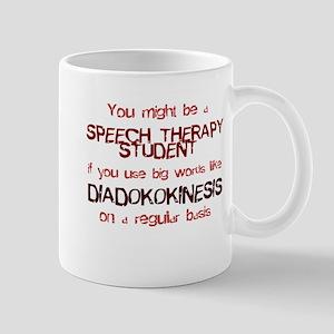 DIADOKOKINESIS Mug