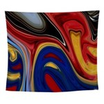 Liquid Marbles Wall Tapestry