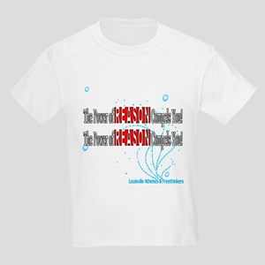 The Power of Reason Compels Y Kids Light T-Shirt