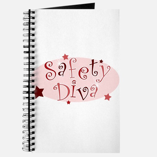 """""""Safety Diva"""" [red] Journal"""