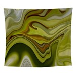 Native American Green Spring Wall Tapestry
