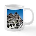 Buck Rock Fire Lookout Sequoia Natl Forest Mugs