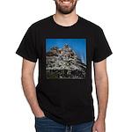 Buck Rock Fire Lookout Sequoia Natl Forest T-Shirt