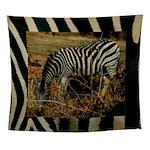 Zebra Wall Tapestry
