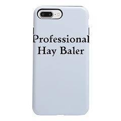 Professional Hay Baler iPhone 8/7 Plus Tough Case