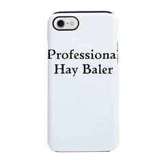 Professional Hay Baler iPhone 8/7 Tough Case