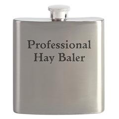 Professional Hay Baler Flask