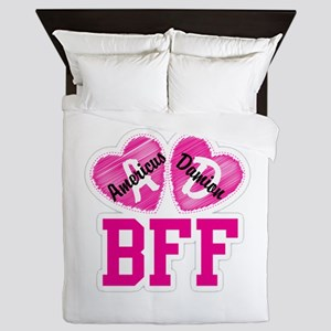 bff personalize, best friends forever, initials, n