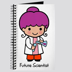 Future Scientist - girl Journal