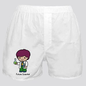 Future Scientist - Boy Boxer Shorts