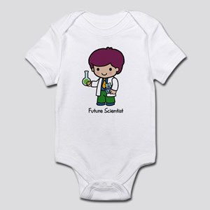 Future Scientist - Boy Infant Creeper