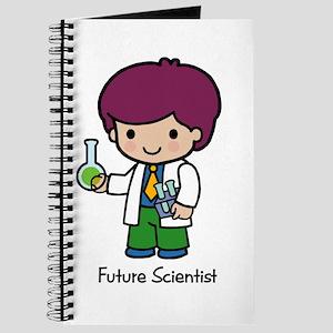 Future Scientist - Boy Journal