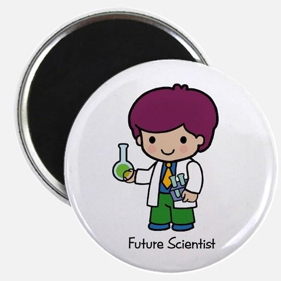 Future Scientist - Boy Magnet
