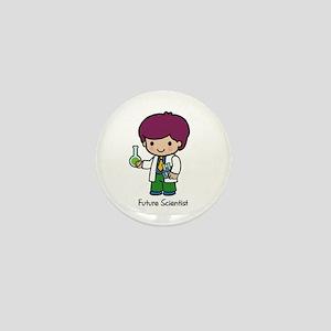 Future Scientist - Boy Mini Button