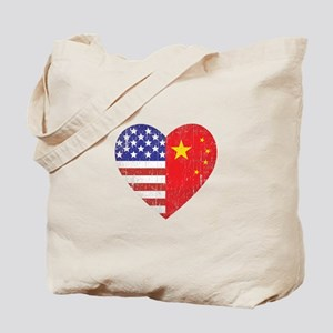 Family Heart Tote Bag