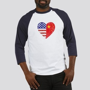 Family Heart Baseball Jersey