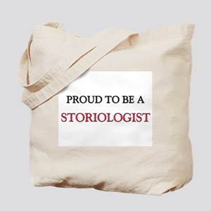 Proud to be a Storiologist Tote Bag
