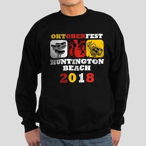 Oktoberfest HB 2018 Sweatshirt (dark)