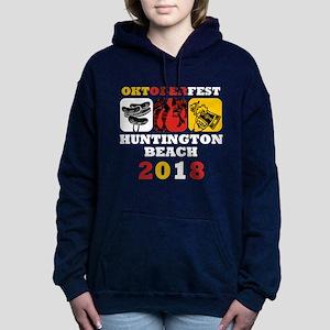 Oktoberfest HB 2018 Women's Hooded Sweatshirt