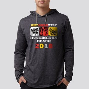Oktoberfest HB 2018 Mens Hooded Shirt
