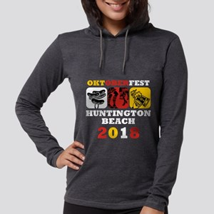 Oktoberfest HB 2018 Womens Hooded Shirt