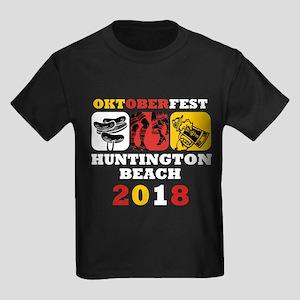 Oktoberfest HB 2018 Kids Dark T-Shirt
