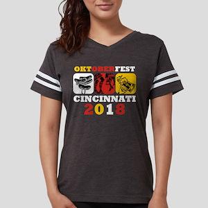 Oktoberfest Cin 2018 Womens Football Shirt