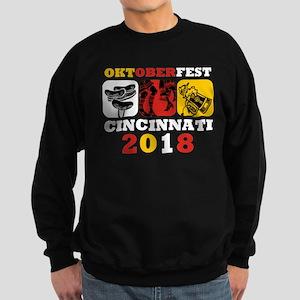 Oktoberfest Cin 2018 Sweatshirt (dark)