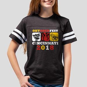Oktoberfest Cin 2018 Youth Football Shirt