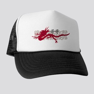 Big Brother Dragon Trucker Hat