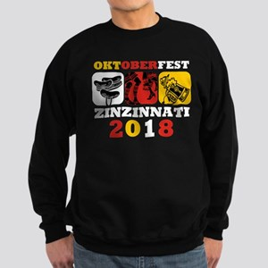 Oktoberfest Zin 2018 Sweatshirt (dark)