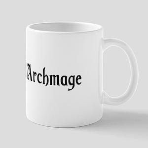Unemployed Archmage Mug