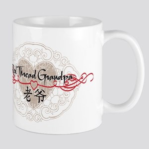 Red Thread Grandpa (Maternal) Mug