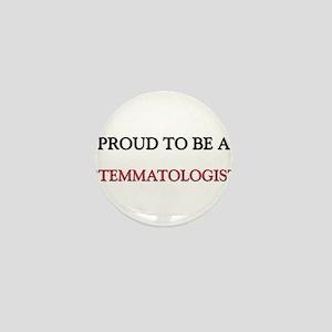 Proud to be a Stemmatologist Mini Button