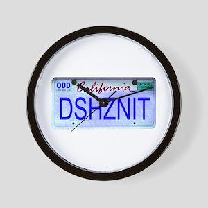 DSHZNIT Wall Clock