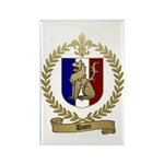 DUON Family Crest Rectangle Magnet (10 pack)