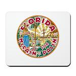 Florida For McCain / Palin Mousepad