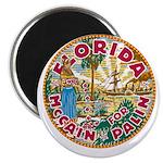 Florida For McCain / Palin Magnet