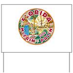 Florida For McCain / Palin Yard Sign